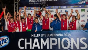 Chile were unbeatable in the Viña Sevens. Pic: www.arusa.cl