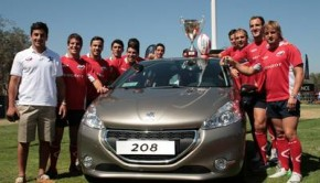 A gift from Peugeot to Chilean rugby. Photo: Feruchi