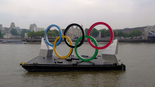 London Olympics. Photo: David Holt