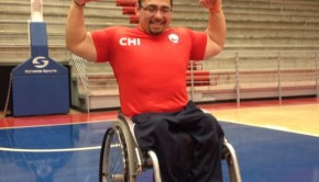 Juan Carlos Garrido is a team captain of Team Chile. Photo: DAR Chile