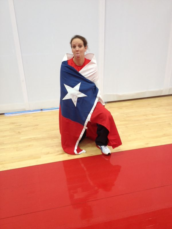 Team Chile plans to show a united group of athletes. Photo: DAR Chile