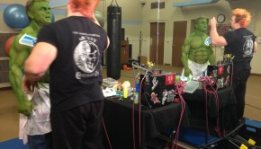 SeaHulk: Brecky and Dutch Pro Face & Body Artists/Kickstarter