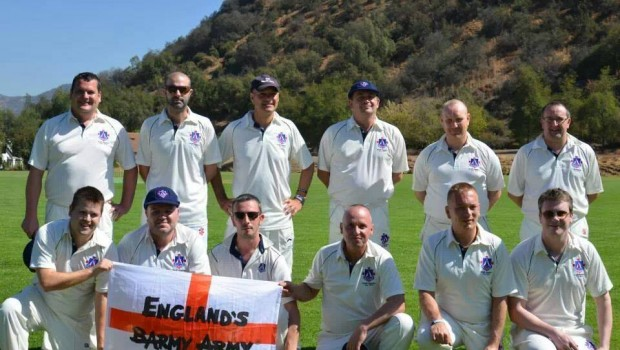 Barmy Union Cricket Club. Photo via Facebook