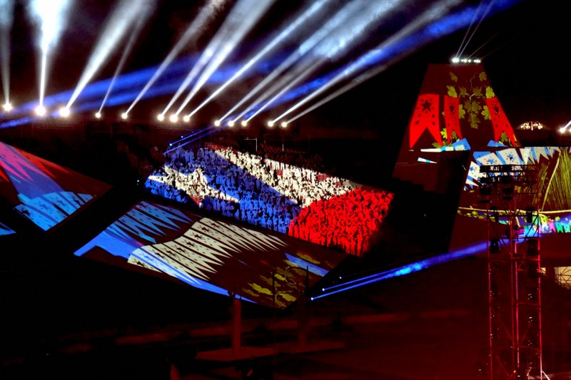 Chile hosts the South American Games. Photo: Vasilios Devletoglou