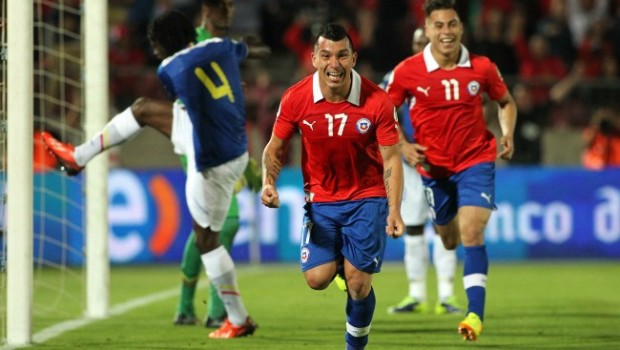 Gary Medel. Photo: ANFP