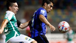 Huachipato face Audax in a vital clash. Photo: ANFP