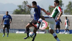 Palestino defeated Huachipato to climb to second. Photo: Álvaro Inostroza/ANFP