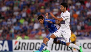 Universidad de Chile seek away points tonight. Photo: ANFP