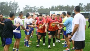 Latin Heat Level with Thai Stars. Photo: Latin Heat RL