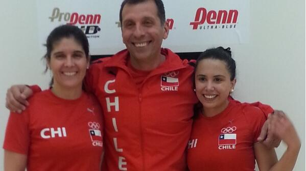 Chile have guaranteed a medal in Canada. Photo: Carla Muñoz/Twitter