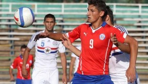 Chile sub 20. Photo: ANFP