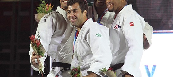 Silver lining for Team Chile against judo s elite - Sport Life 02b751c97a64a
