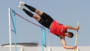 Gonzalo Barroilhet has trained hard for the Iberoamericano. Photo: www.teamchile.org