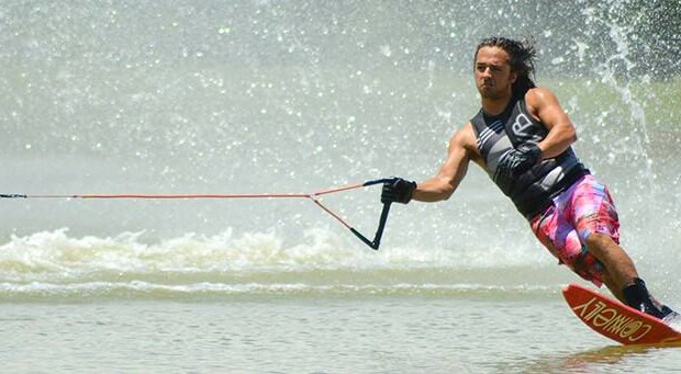 Santiago Varas wins Pan American festival gold. Photo: Team Chile