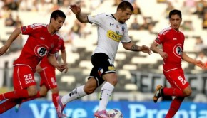 Colo Colo were held to a draw at the Monumental. Photo: ANFP/Álvaro Inostroza