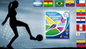 Copa America Femenina. Photo: CONMEBOL