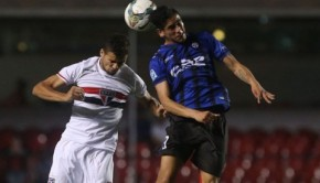 Huachipato were knocked out by Sao Paulo. Photo: Rubens Chiri/saopaulofc.net