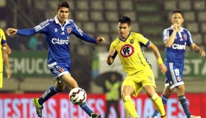 Universidad de Chile vs Universidad de Concepcion. Photo: ANFP/Facebook