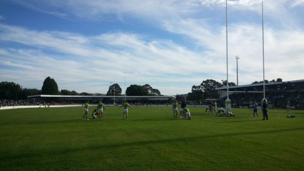 Canberra Raiders trial