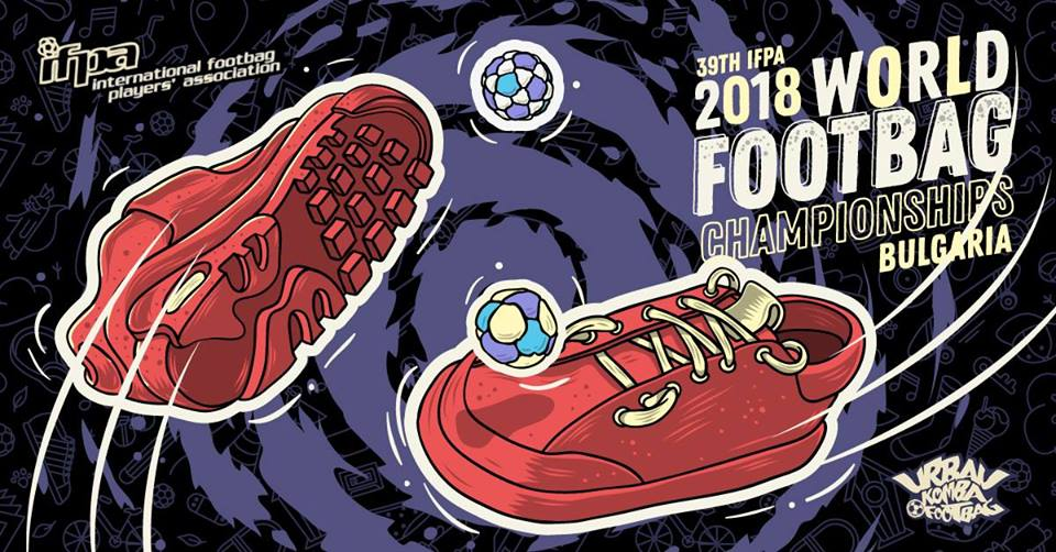 Footbag World Championships to be held in Bulgaria.