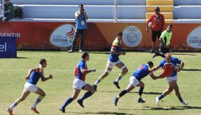 Chile wins gold at the South American Games. Photo: Team Chile/Twitter